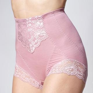 矜蘭妃-超服貼輕薄細緻高腰蠶絲體雕褲組