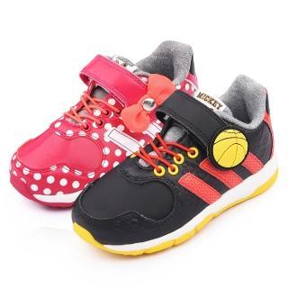 【Adidas】小童 迪士尼米奇米妮限量聯名運動鞋(SP005)