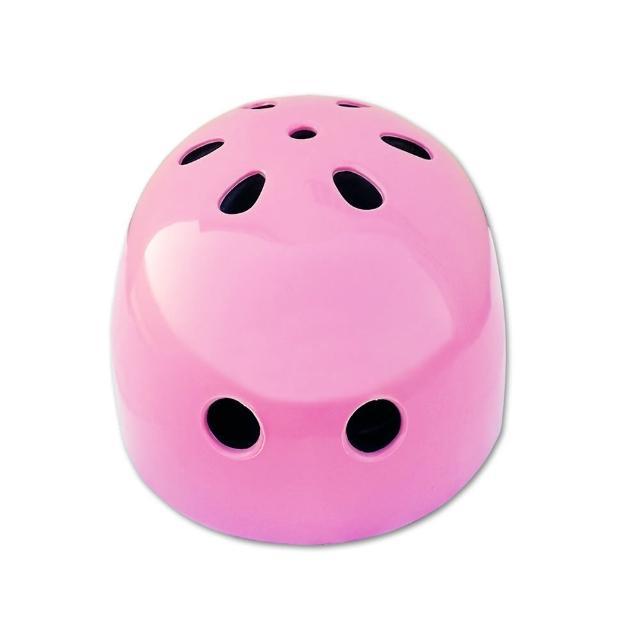 【開箱心得分享】MOMO購物網兒童直排輪安全帽(粉紅)有效嗎富邦媒體科技