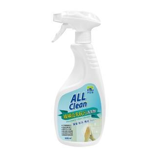 【多益得】All clean玻璃亮光抗污清潔劑(500cc)