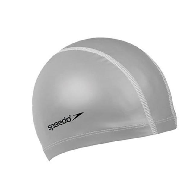 【開箱心得分享】MOMO購物網【SPEEDO】成人合成泳帽 -游泳 運動 男女(銀)有效嗎momo 500