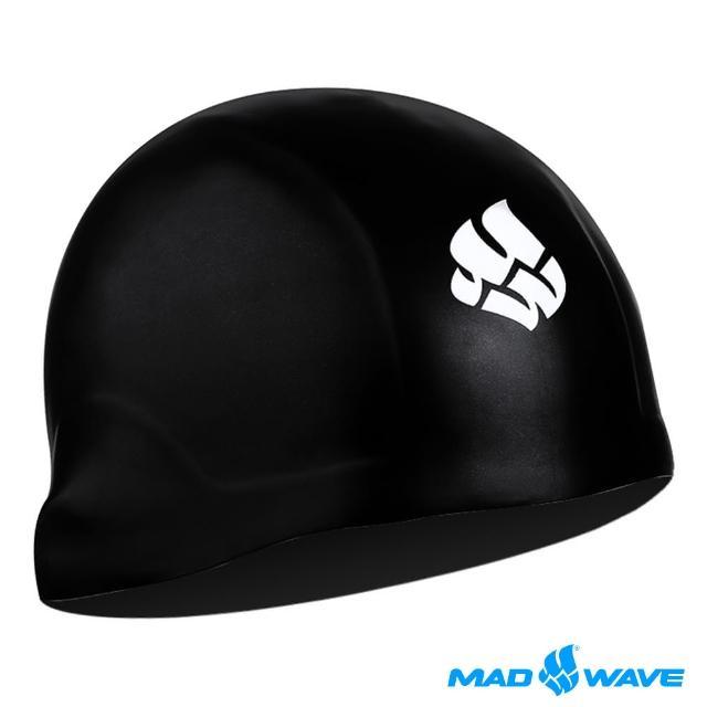 【俄羅斯MADWAVE】momo電視購物網矽膠泳帽(R-CAP)