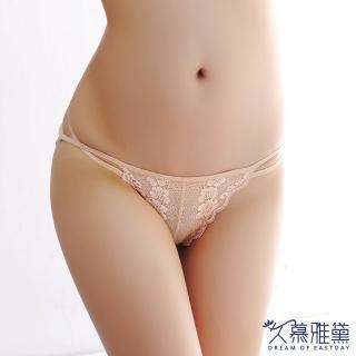 【久慕雅黛】甜美戀曲·蕾絲精品高質感小褲(七色款選一)