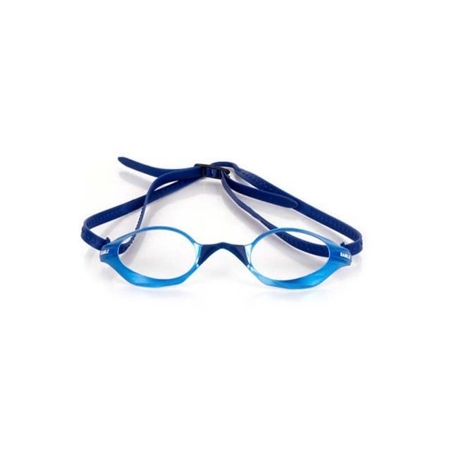 【SABLE】黑貂 光學泳鏡鏡框賣場-游泳 可搭配RS-1momo購物型錄/2/3單顆泳鏡(藍)