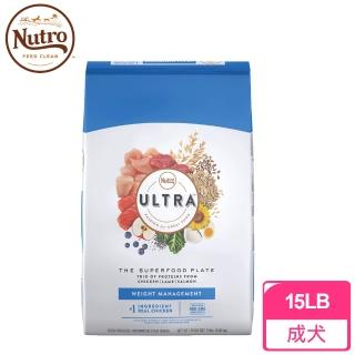【美士Nutro】大地極品 成犬 低卡輕食配方(15磅)