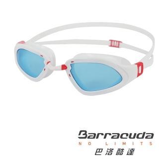 【美國巴洛酷達Barracuda】專為女性臉型設計泳鏡-三鐵 開放水域 女性(SUNGIRL#31020)