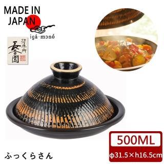 【日本長谷園伊賀燒】多能調理摩洛哥土鍋(大3-5人用ND-06)