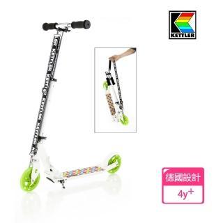 【德國KETTLER】Zero 6 時尚親子滑板車(聖誕禮物親子同樂)