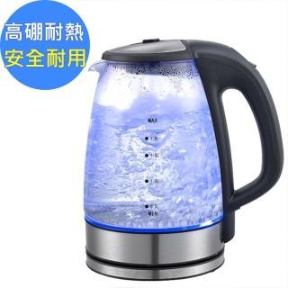 【鍋寶】1.8L 智慧型 LED 極速快煮壺(KT-1830-D)