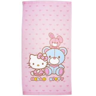 【HELLO KITTY】小毛巾