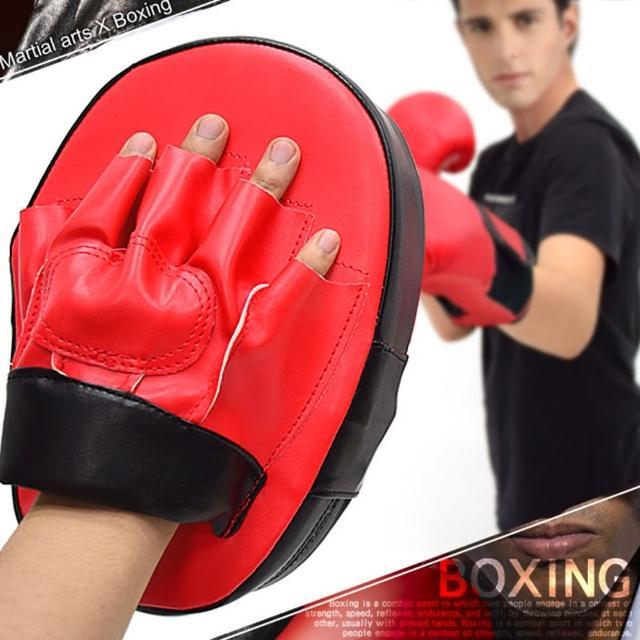 【好物分享】MOMO購物網散打訓練拳擊手靶手把(C109-5105)價格momo電視