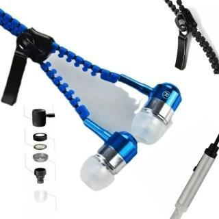【Ainmax 艾買氏】音樂飽飽不纏線拉鏈式線控有麥克風(九色可選)