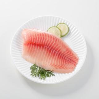 【華得水產】鮮甜生食級鯛魚片30片組(200g/片)