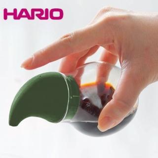 【HARIO】NUBA調味罐-橄欖綠 180ml CKNCD-180OG
