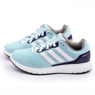 【Adidas】女款 Duramo 7W 輕量慢跑鞋(B33559-淺藍)