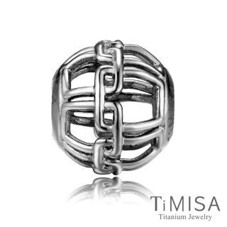 【TiMISA】古典美 純鈦飾品 串珠