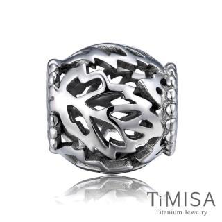 【TiMISA】繁葉 純鈦飾品 串珠