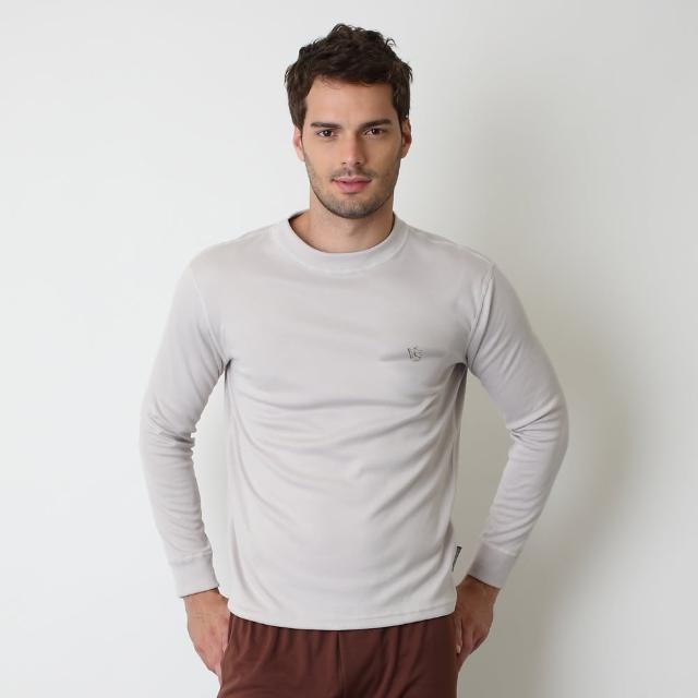 【勸敗】MOMO購物網【Vital Silver 銀盾】鍺中空快乾男圓領衫(保暖衣)推薦momo購物專家