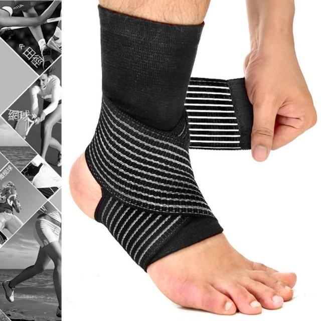 2in1雙重加壓纏繞式護momo服務電話腳踝(D017-03)