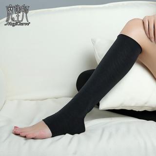 【魔塑師量身訂作】腳板全包*雙層560丹尼踩腳小腿塑腿套/腿抽脂束套(MagiCurve*S-003)