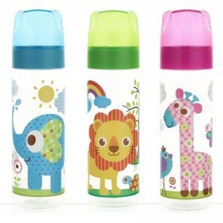 【貝喜力克】一般口徑PP奶瓶250ml(奶嘴L -4入組)