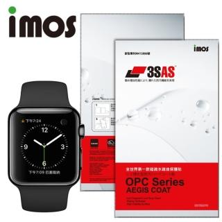 【iMOS 3SAS】Apple Watch 42mm 螢幕保護貼