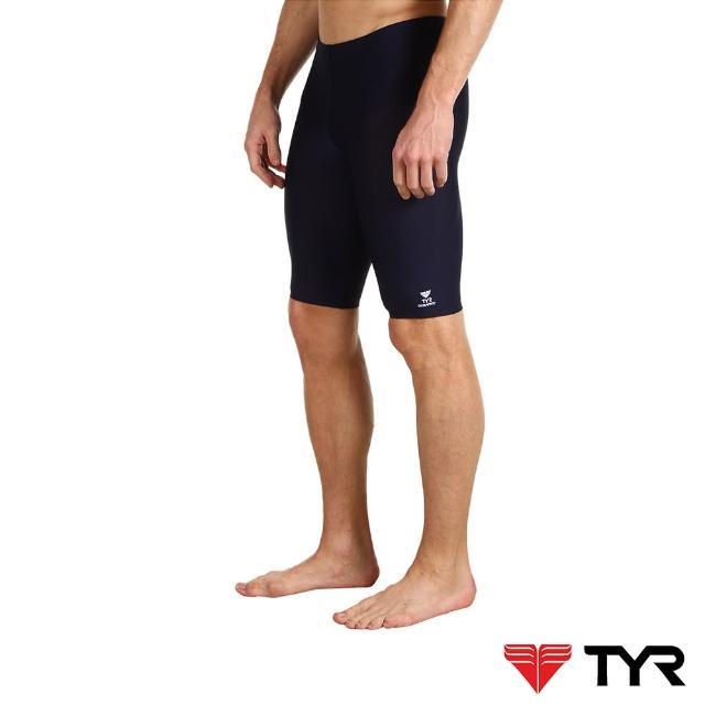 【真心勸敗】MOMO購物網【美國TYR】男用馬褲黑色訓練款泳褲(Solid Jammer)推薦momo電視