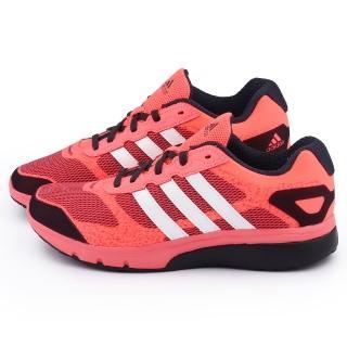 【Adidas】女款 Turbo 3.1 輕量慢跑鞋(B23363-紅黑)