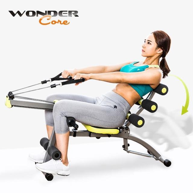 【勸敗】MOMO購物網【Wonder Core 2】全能塑體健身機(強化升級版附30分鐘教學光碟)評價好嗎富邦旅遊網
