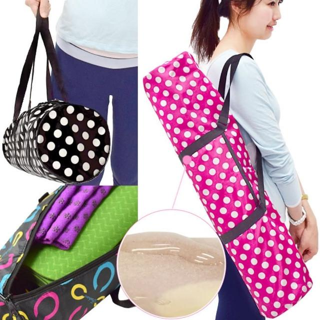 【真心勸敗】MOMO購物網防潑水瑜珈背袋(C155-110)效果momo電視購物頻道