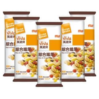 【萬歲牌】綜合纖果-36gx5包/盒