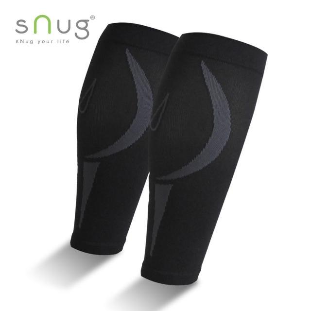 【SNUG】運動壓縮小腿套-1雙(Smomo購物台線上看號)