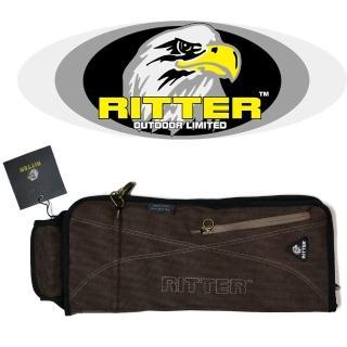 【RITTER】RDS7-S00 BDT 淺咖啡色小型鼓棒袋