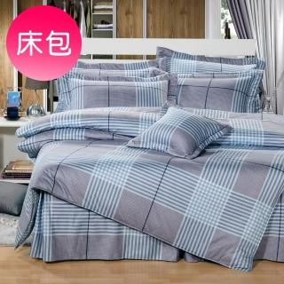 【Novaya 諾曼亞】《莫菲斯科》絲光綿單人二件式床包組