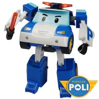 【POLI】LED機器人(變形系列 波力)
