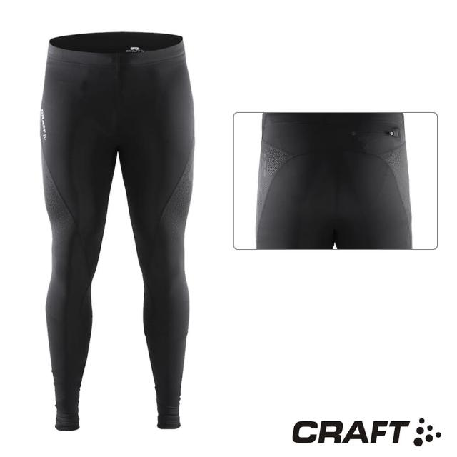 【真心勸敗】MOMO購物網【CRAFT】DELTA男款運動壓縮長褲(黑色)效果如何momo網路購物