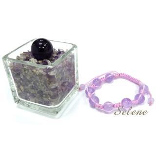 【Selene珠寶】開發潛能紫晶組(智慧之石)