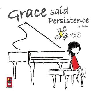 【風車圖書】Grace said Persistence(英文版)