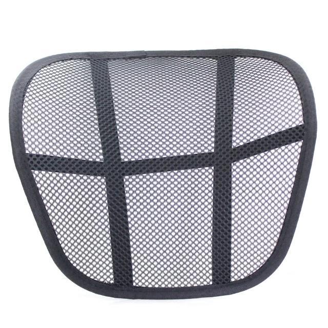 【網購】MOMO購物網特優透氣網狀護腰靠墊-2入好嗎富邦momo台