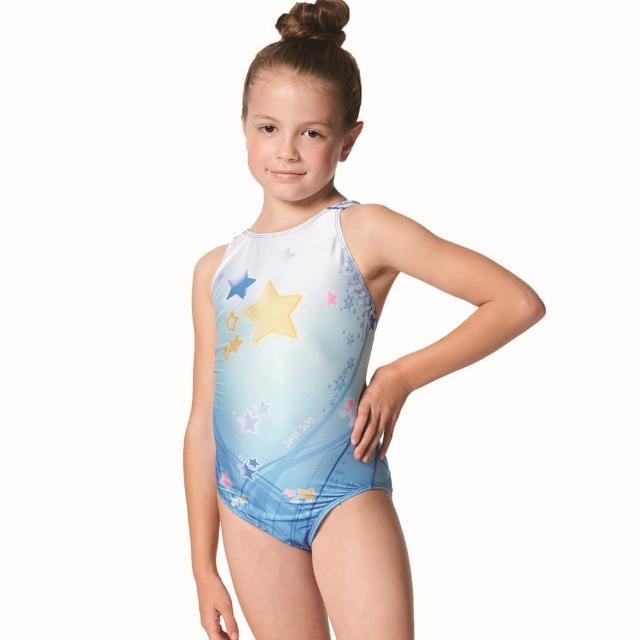 【好物推薦】MOMO購物網【SAIN SOU】競賽/泳隊女童連身三角泳裝(附矽膠泳帽A87502)效果如何momoshop 客服電話
