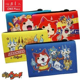 【妖怪手錶/吉胖喵】側背書包造型筆袋/收納袋/外出購物(共4款_YK-027)