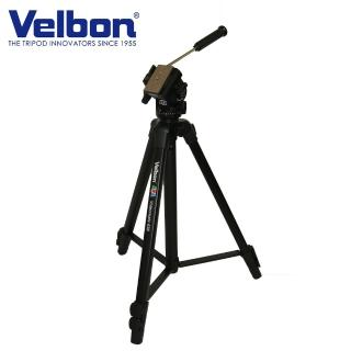 【Velbon】Videomate 攝影家 638 油壓雲台腳架(公司貨)