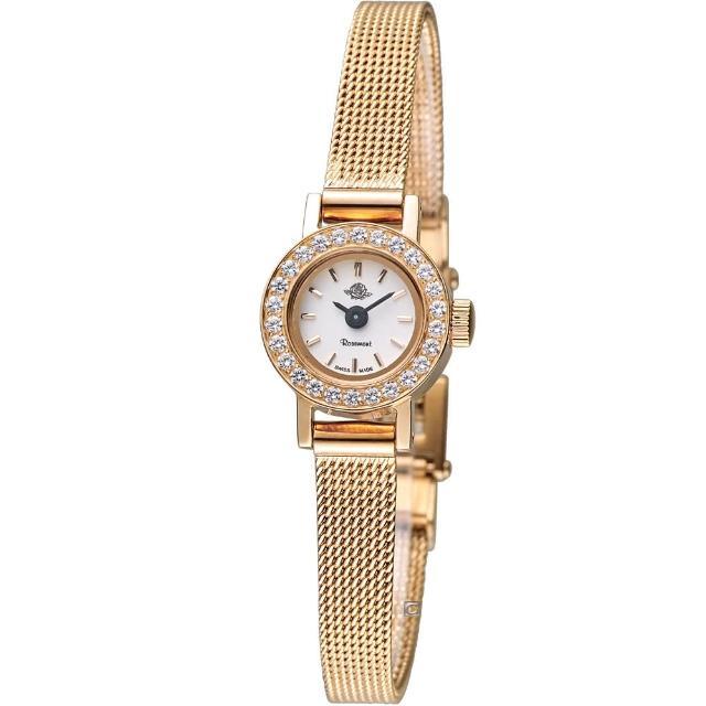 【玫瑰錶 Rosemonlongchamp momot】復刻迷你版玫瑰系列時尚腕錶(TRS21-05-MT)