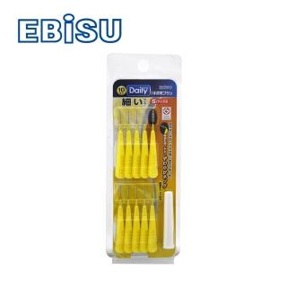 【EBiSU】I型牙間刷10入(3號S)