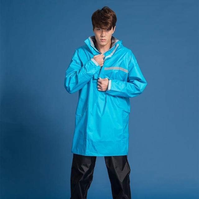 【好物分享】MOMO購物網【OutPerform雨衣】頂峰360度全方位太空背包雨衣-短版-單上衣+單褲(機車雨衣、戶外雨衣)價錢momo購物商城