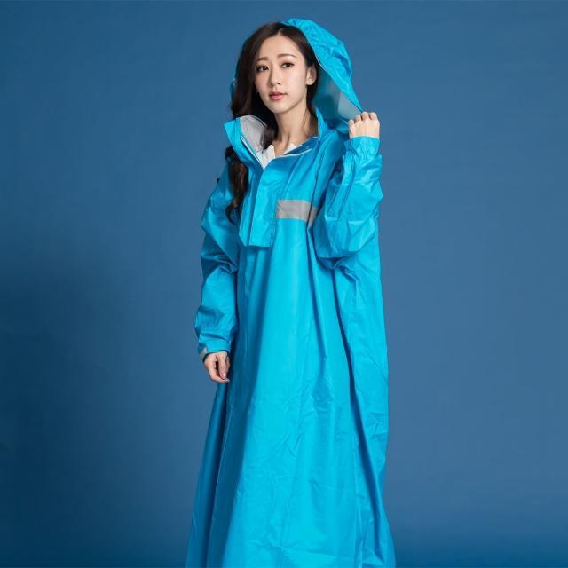 【勸敗】MOMO購物網【BrightDay君邁雨衣】藏衫罩背背大人背包太空連身式風雨衣(機車雨衣、戶外雨衣)效果momo官網