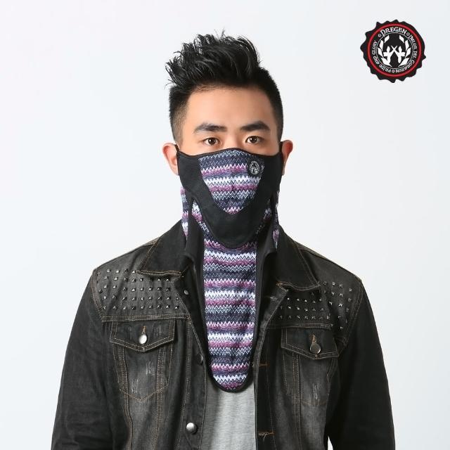 【真心勸敗】MOMO購物網【DREGEN】IM系列-雙層面罩(森林晚霞)心得momo 1台
