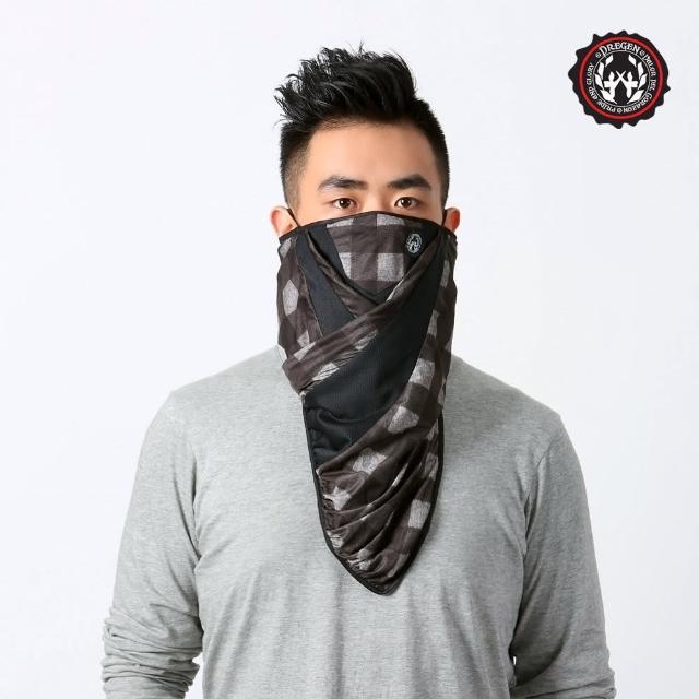 【好物推薦】MOMO購物網【DREGEN】BL系列-三角巾面罩(俠客喝可可)開箱momoshop