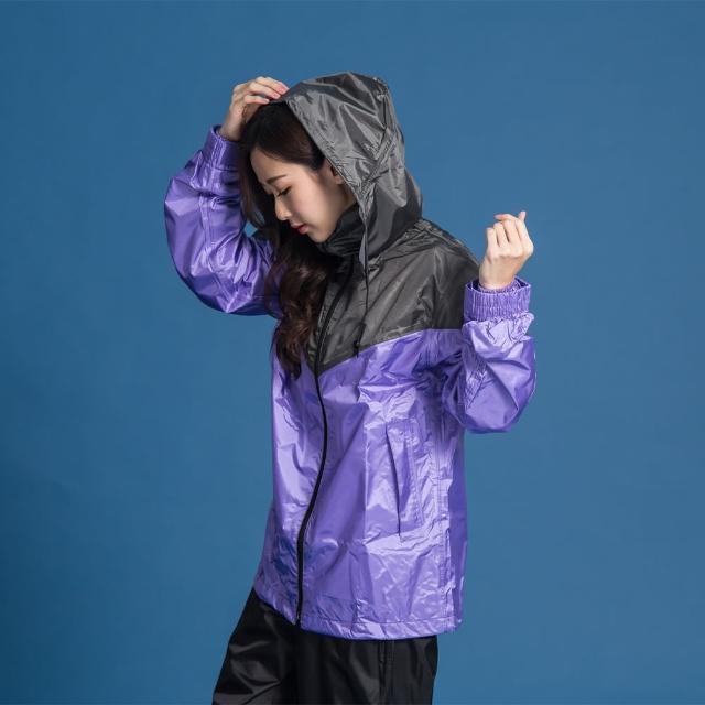 【網購】MOMO購物網【BrightDay君邁雨衣】御風者兩件式風雨衣(機車雨衣、戶外雨衣)推薦折價券 momo