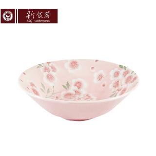 【新食器】日本製山粉櫻4.5吋小缽(粉色)